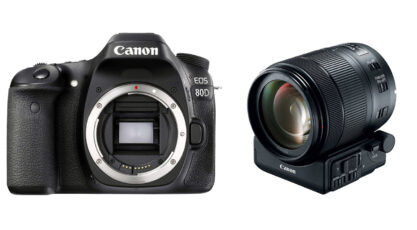 Canon EOS 80D Announced - How Far Behind The Curve Are Our Beloved Trend Setters?