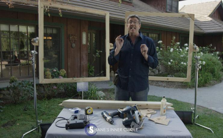 DIY Filmmaking Like A Boss - DIY 4X4 Frames With Shane Hurlbut