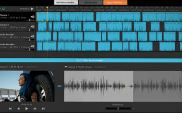 Red Giant PluralEyes 4.0 - Major Update to Audio Sync Software