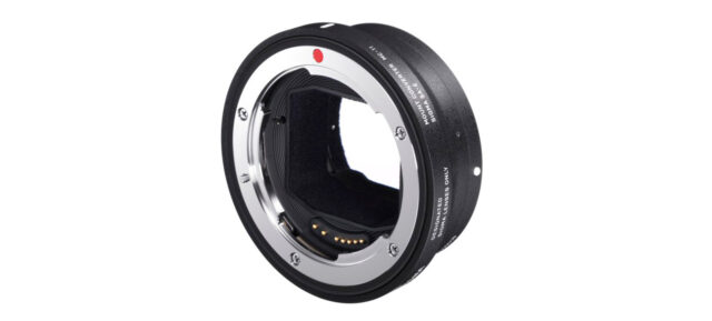Sigma Metabones, Sigma MC-11 EF to E Lens Adapter