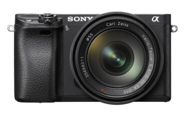 Sony a6300 Announced - 4K Recording & Super Fast AF in Entry-Level Camera