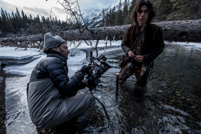 Emmanuel Lubezki The Revenant