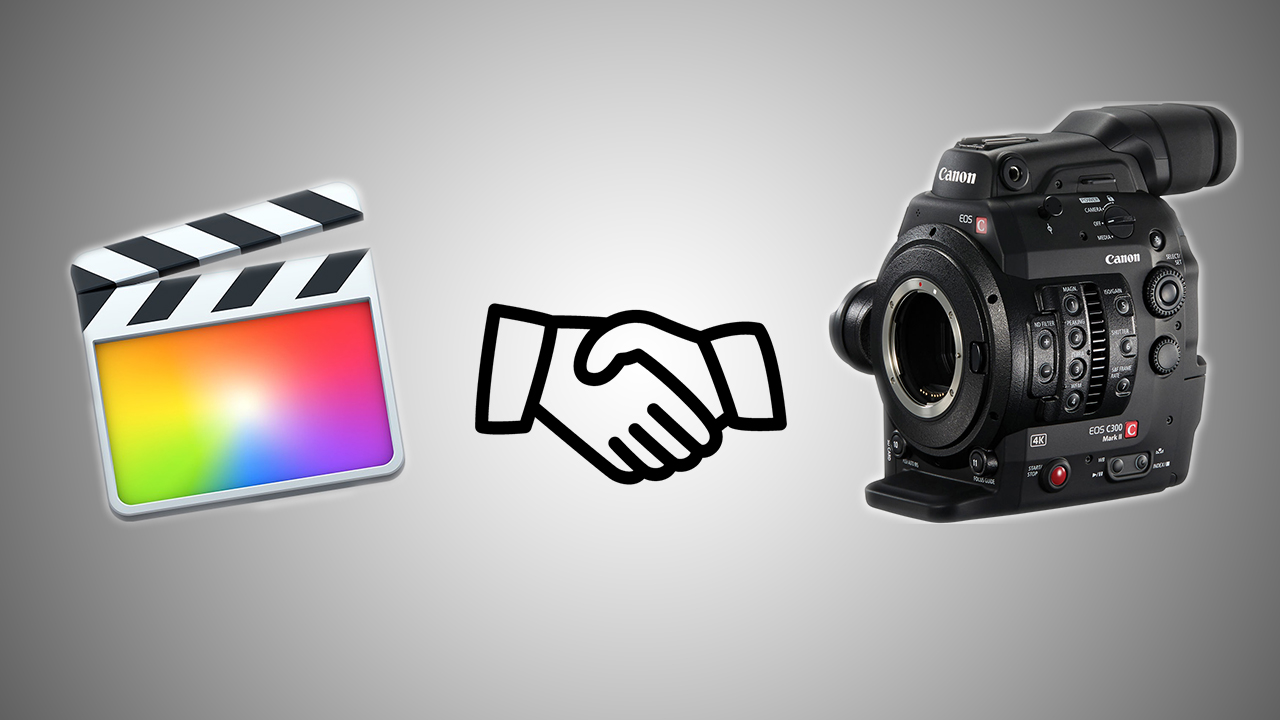 Final Cut Pro X 10 2 3 Can Finally Import Canon XF-AVC