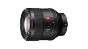 g master 85mm lens