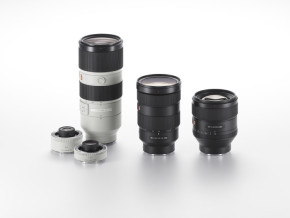 Sony G Master Lenses First Look