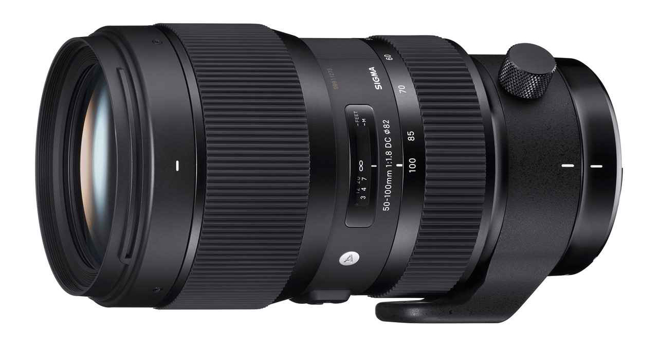 sigma announces super fast 50 100mm f 1 8 zoom 30mm f 1. Black Bedroom Furniture Sets. Home Design Ideas