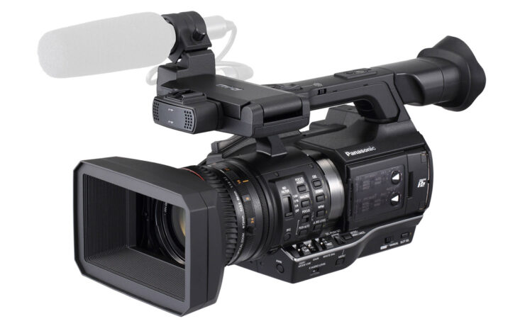 Panasonic PX230 AVC ULTRA Announced - Available Immediately