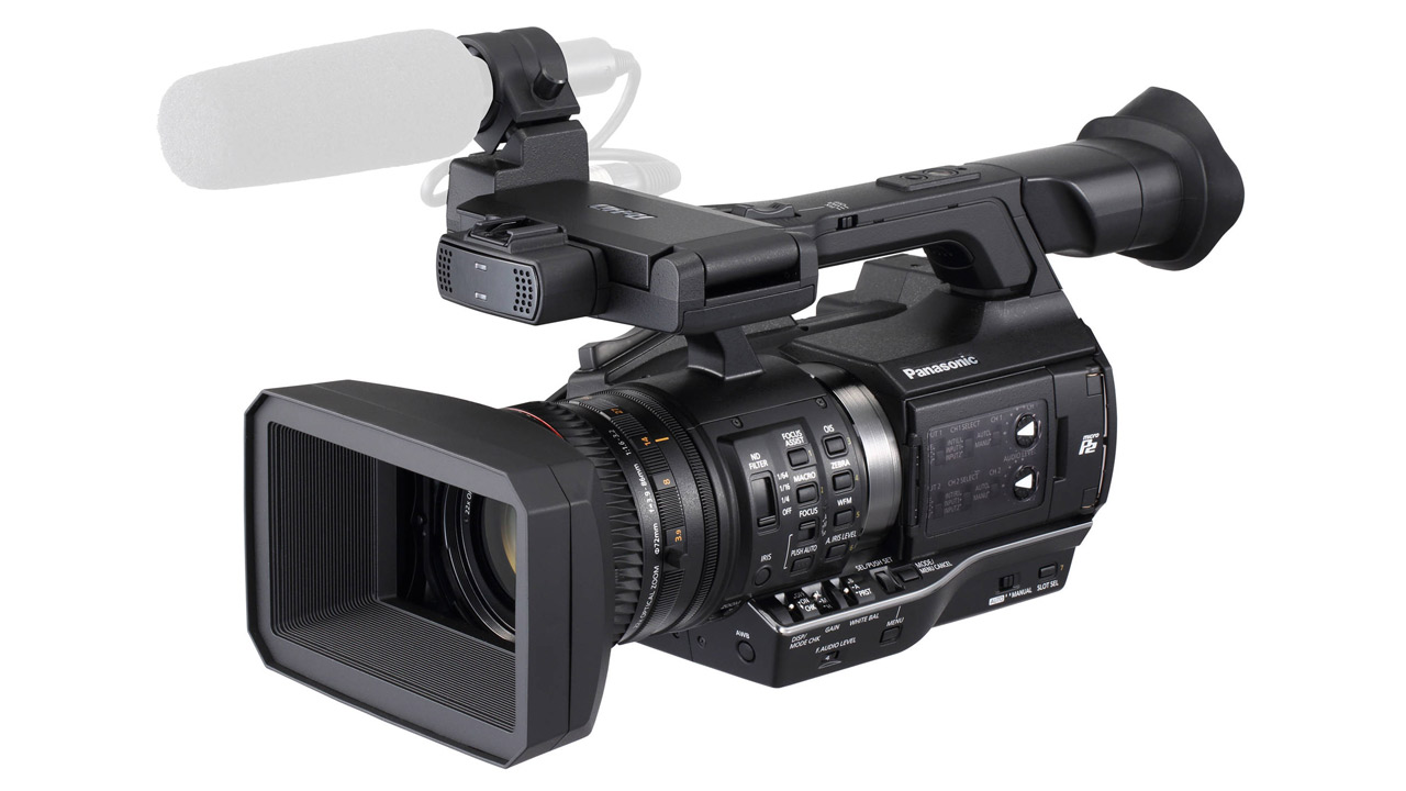 Panasonic PX230 AVC ULTRA Announced - Available Immediately