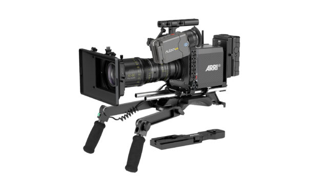 Broadcast Plate for ALEXA Mini
