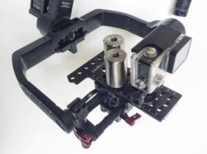 CineMilled Counter Balance Weights GoPro