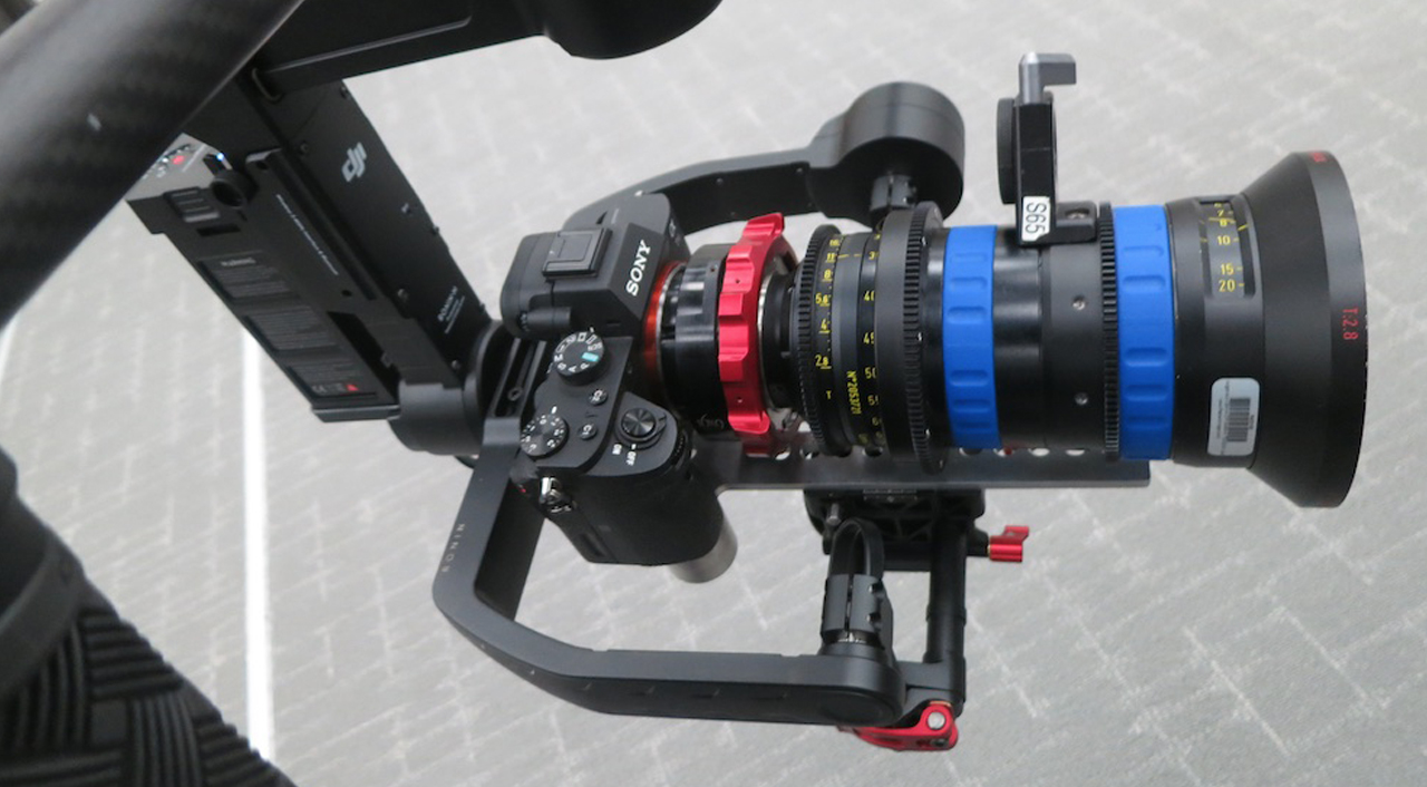 CineMilled PRO Dovetail Makes DJI Ronin Balancing a Breeze