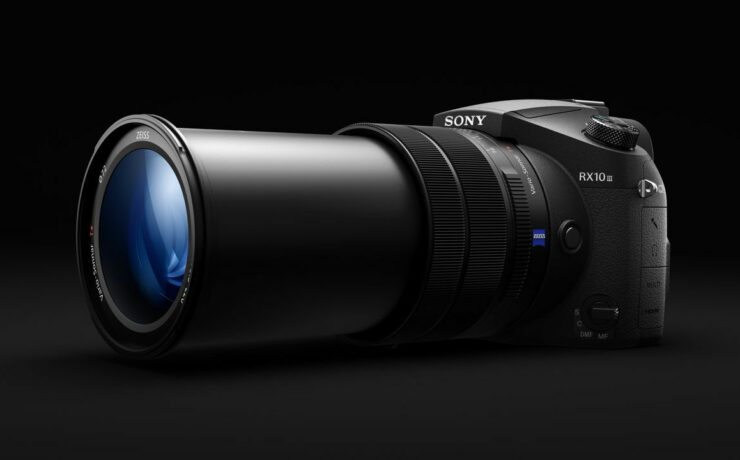 The new Sony DSC-RX10 III with 24-600mm Lens