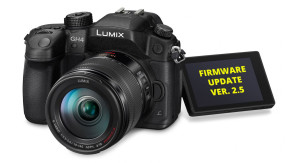 Lumix GH4 Firmware