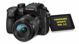 Lumix GH4 Firmware
