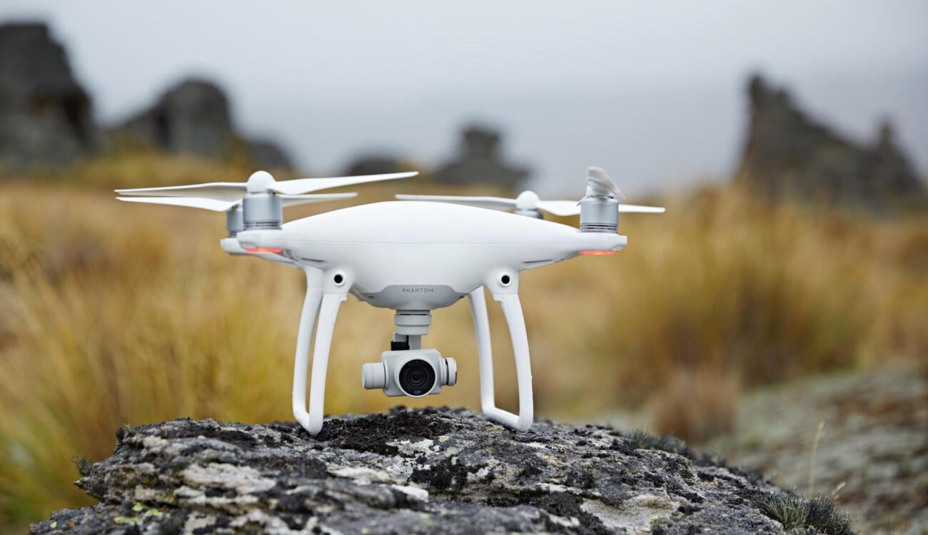 DJI Phantom 4 Drone with Anti-Collision Sensors Released - Sold Exclusively by Apple