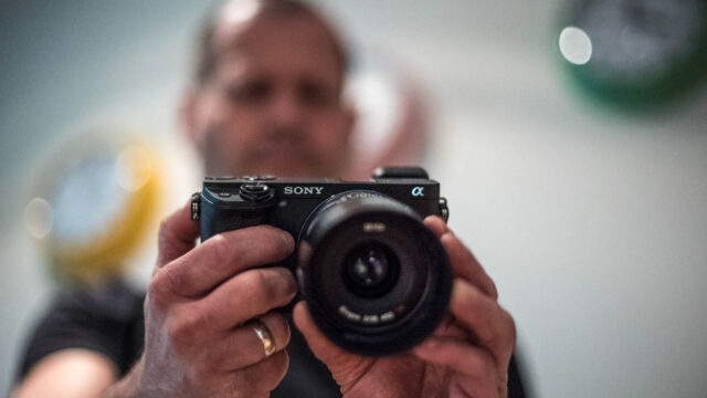 Sony a6300 lens
