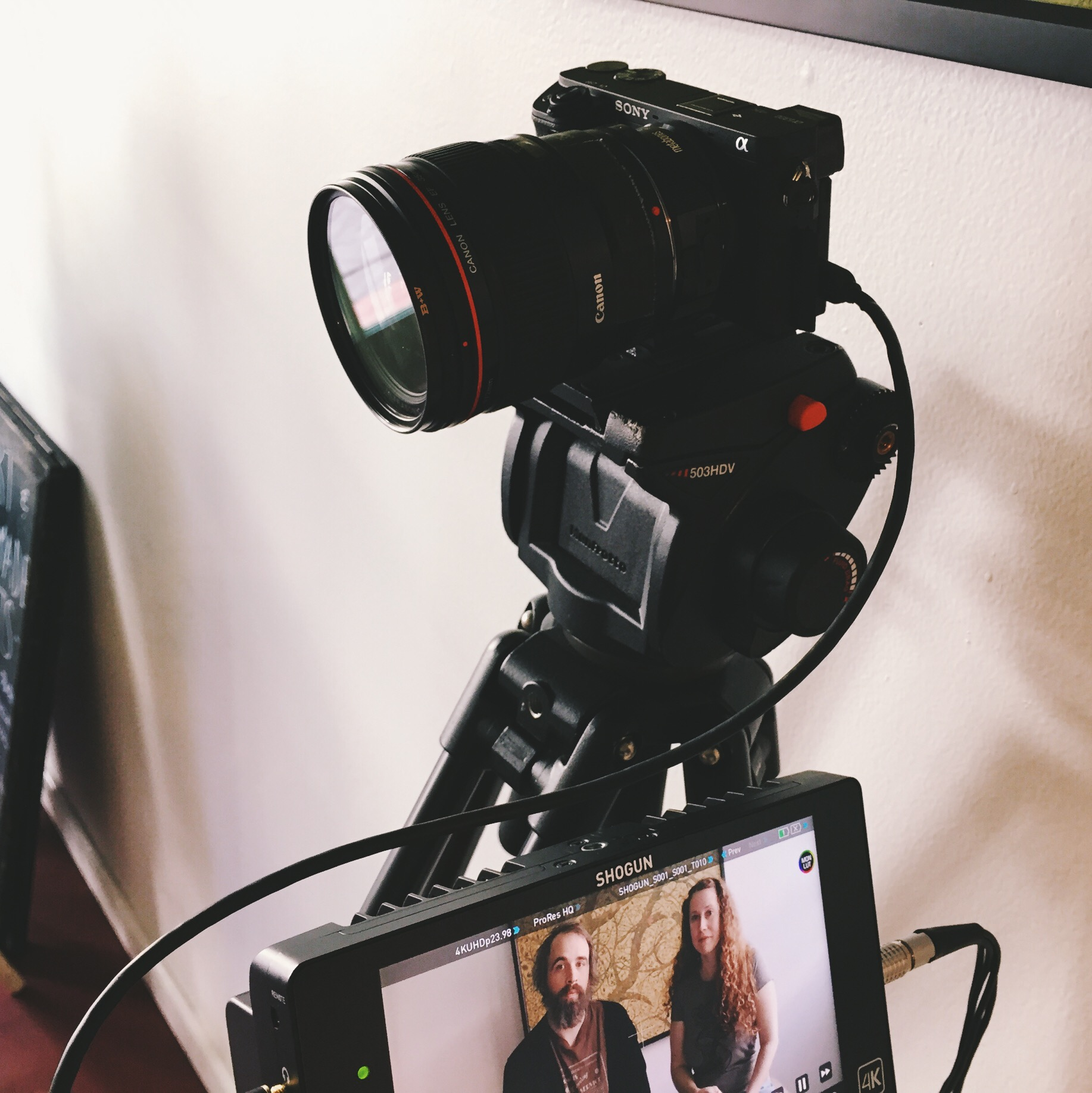 The Benefits of Working with the Sony a6300 and Atomos