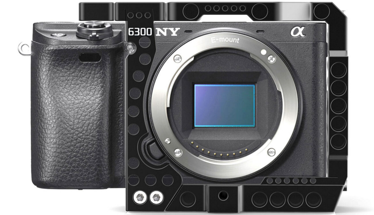 Sony a6300 Cages are Hitting the Shelves
