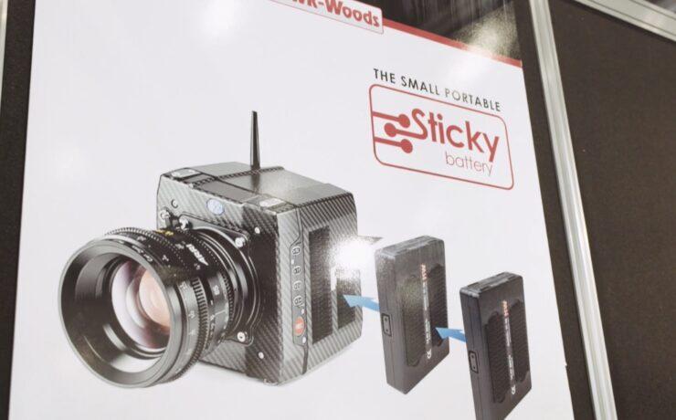 Hawk-Woods Sticky Batteries - Hands-On Video