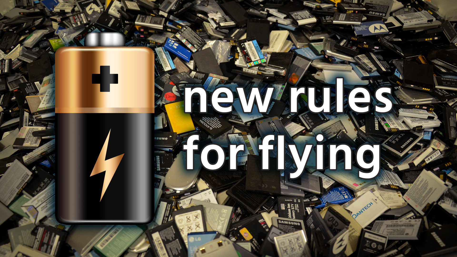 lipo batteries flying regulations
