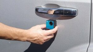 mokacam magnetic mount