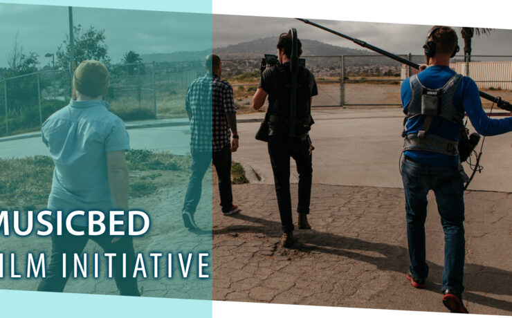 Musicbed Film Initiative - Fund Your Passion Film Project