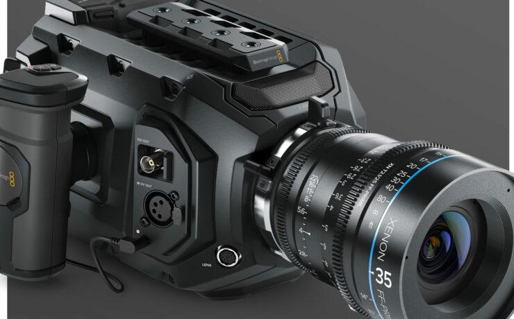 URSA Mini 4.6K Shipping, New Footage, but No Global Shutter