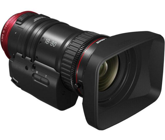 Canon CN-E 18-80mm