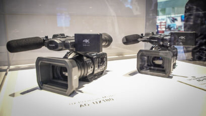 "Panasonic UX Series - New Line of 1"" Sensor 4K Handheld Camcorders"