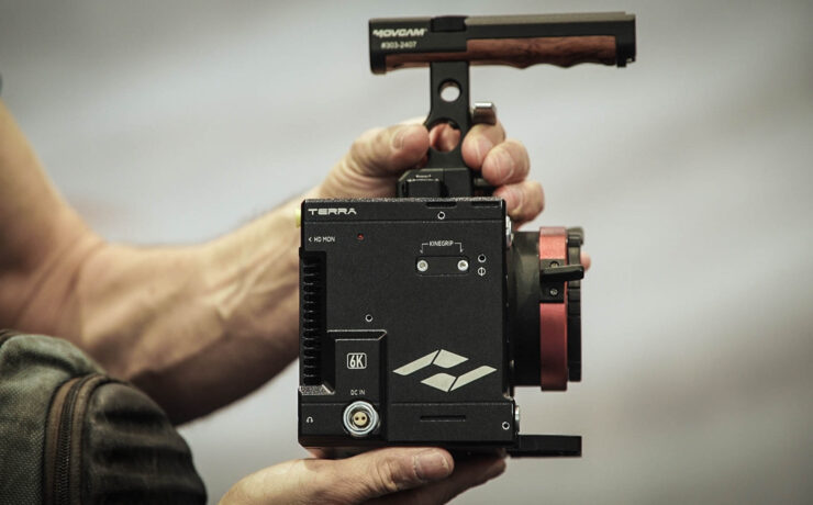 Kinefinity Terra 5K/6K - A Closer Look at The Chinese Mini Cinema Camera