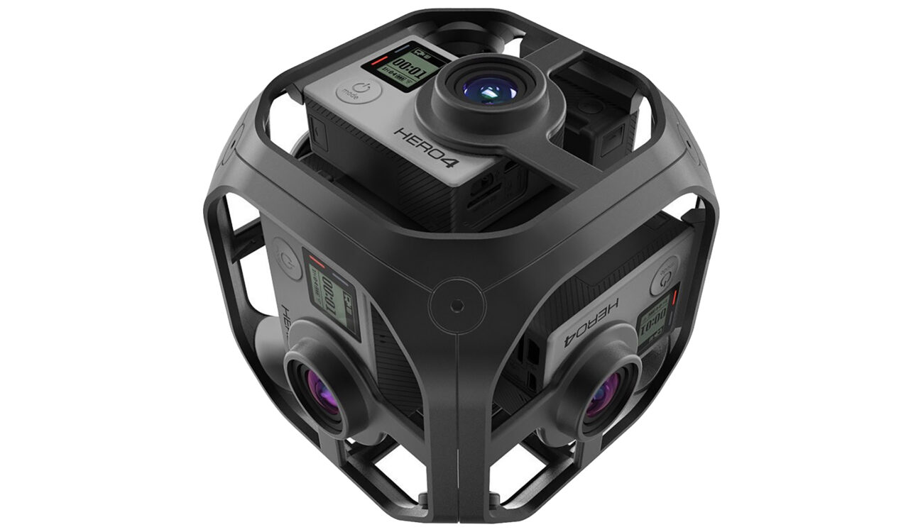 GoPro Omni - GoPro's New VR Platform and Pricing Now Available
