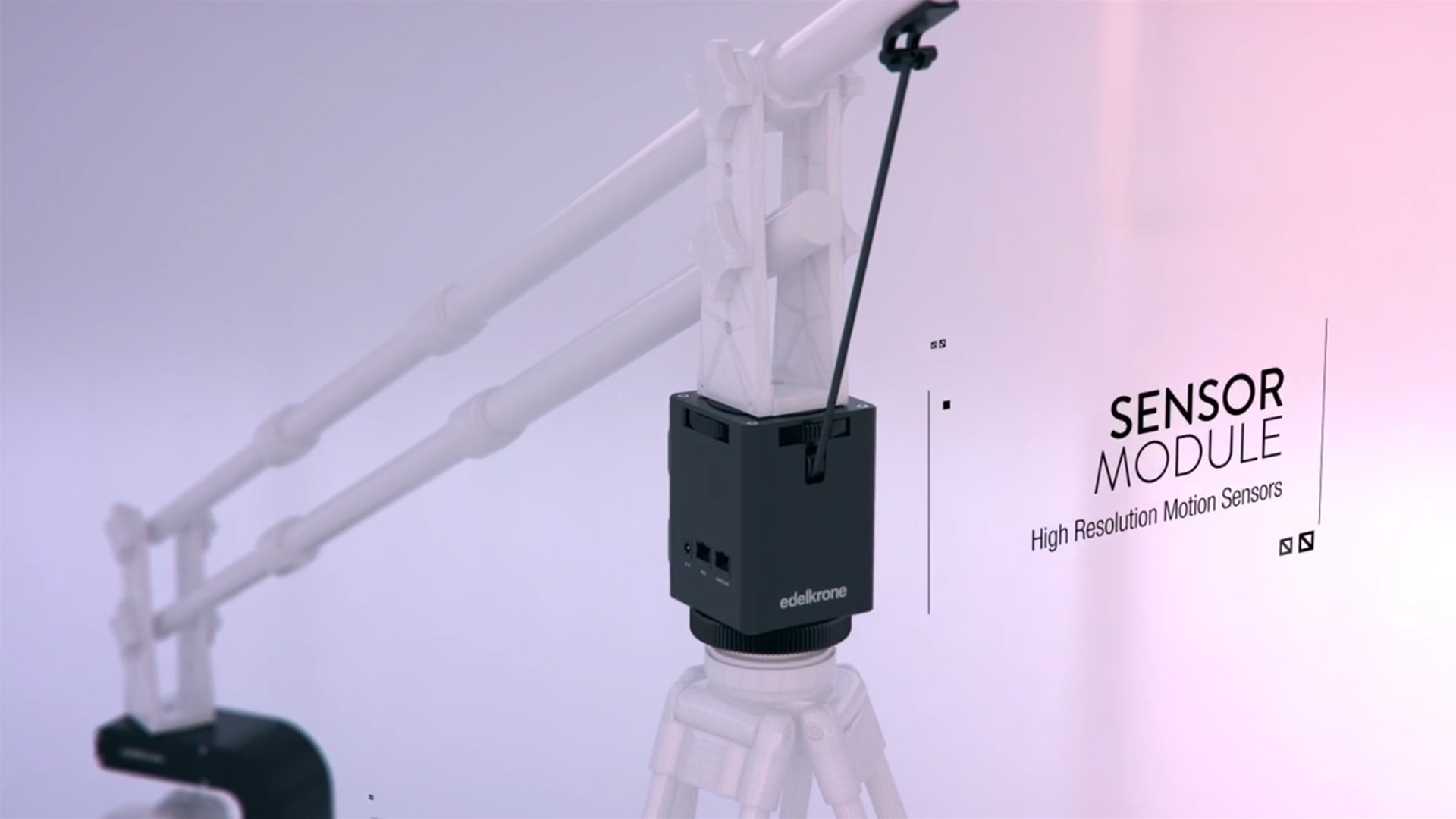 NAB Edelkrone Jib Plus _ sensor