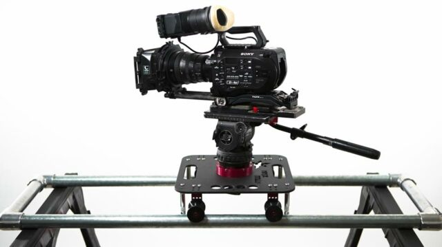 Ninja Dolly Setup