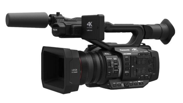 Panasonic AG UX180 4K Camcorder