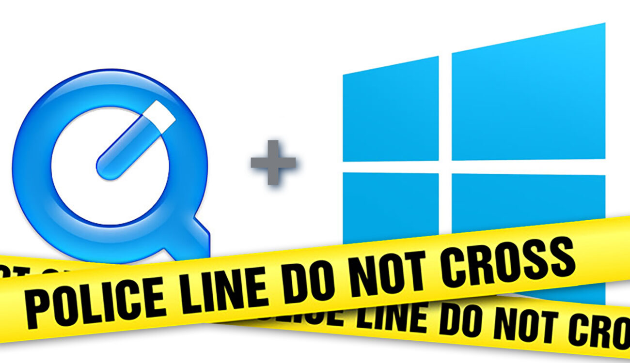 End of Life - Quicktime for Windows Is About to Vanish
