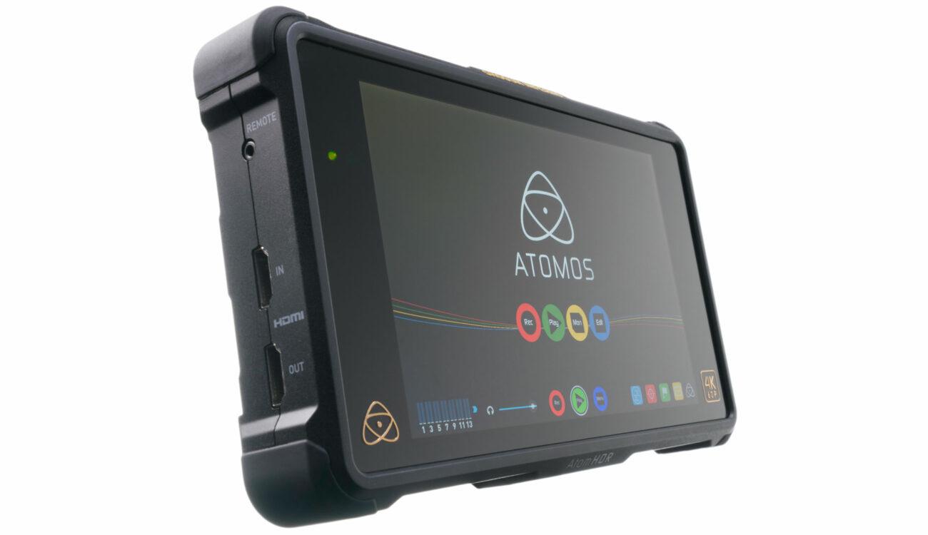 Atomos Shogun Inferno - Flagship 4K Recorder For Quad-SDI, RAW & 240fps Slow Motion