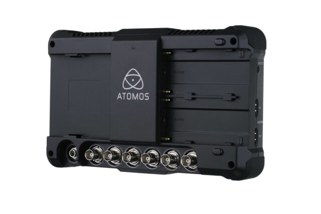 Atomos Shogun Inferno 4K Recorder Back