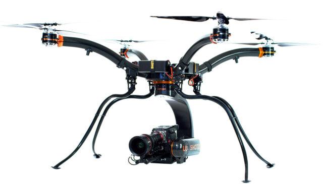 Shotover U1_1 rotocopter