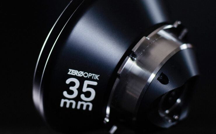 ZERO OPTIK Pinhole Camera Lens for Cinematography