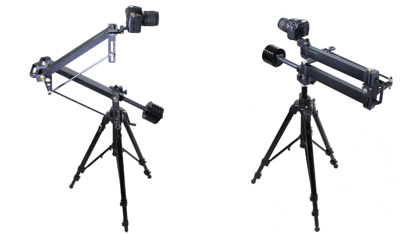 The 9.Solutions C-Pan Arm - Slider, Jib and Crane Combined