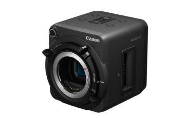 A Mini C100 Mark II? Here's the Canon ME200S-SH