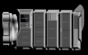 Craft Camera: An Innovative Modular Camera System
