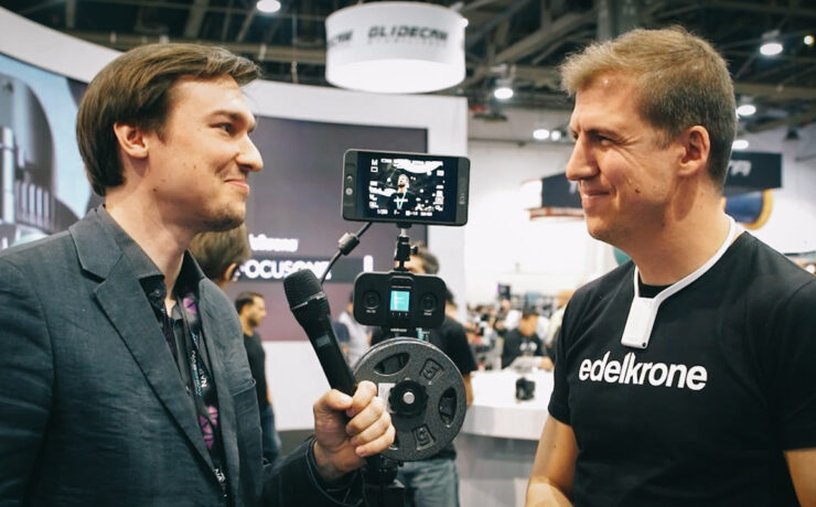 You Have to See Edelkrone's Incredible New Jib Plus