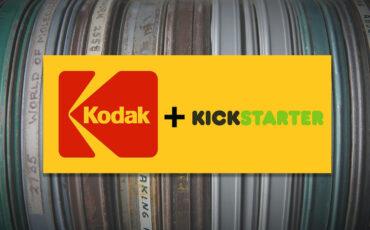 Want to Shoot Film? Kodak and Kickstarter Can Make It Happen