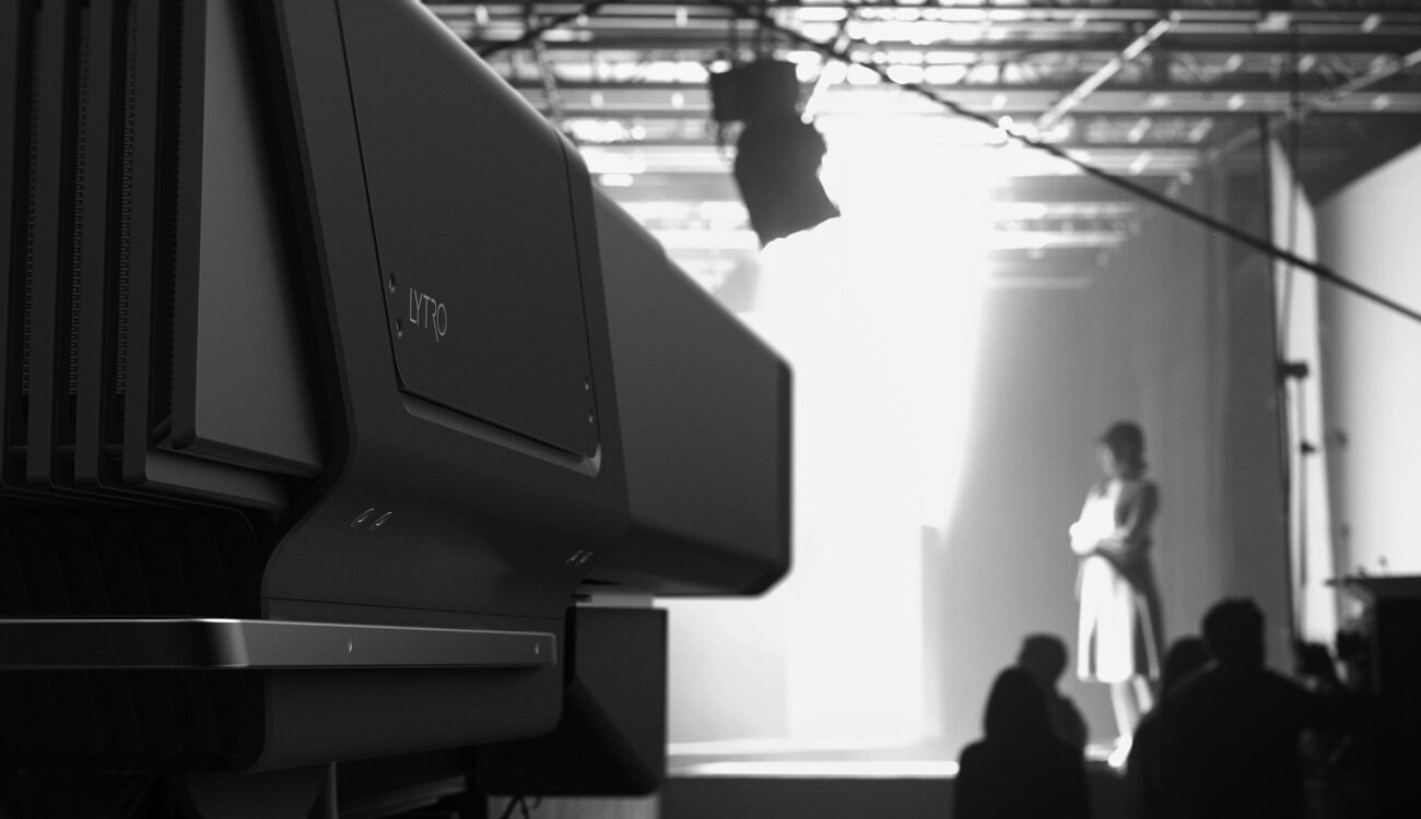 LYTRO Cinema - The Future of Cinematography is Computational