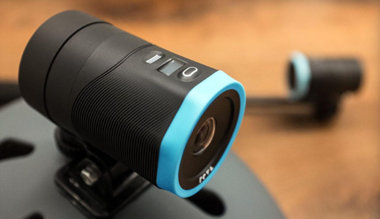 Revl Arc - A Stabilized 4K Action Camera