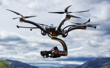 Ty Evans Produces Stunning Shotover U1 Rotocopter Launch Reel