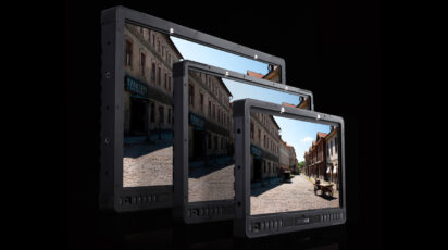 New SmallHD Production Monitors - Big Field Monitors with HDR