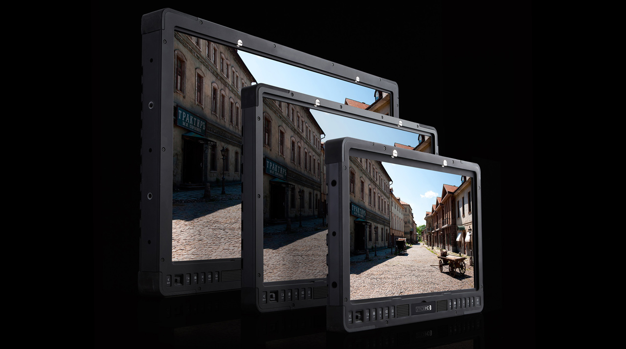 New SmallHD Production Monitors - Big Field Monitors with
