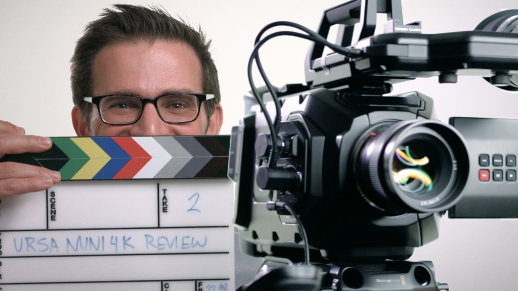 Blackmagic URSA Mini 4K Review By Frame Fury
